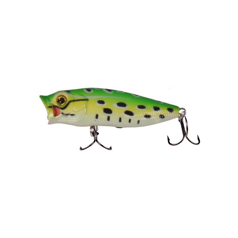 Lures Effzett FINESSE POPPERS 6.5CM FROG