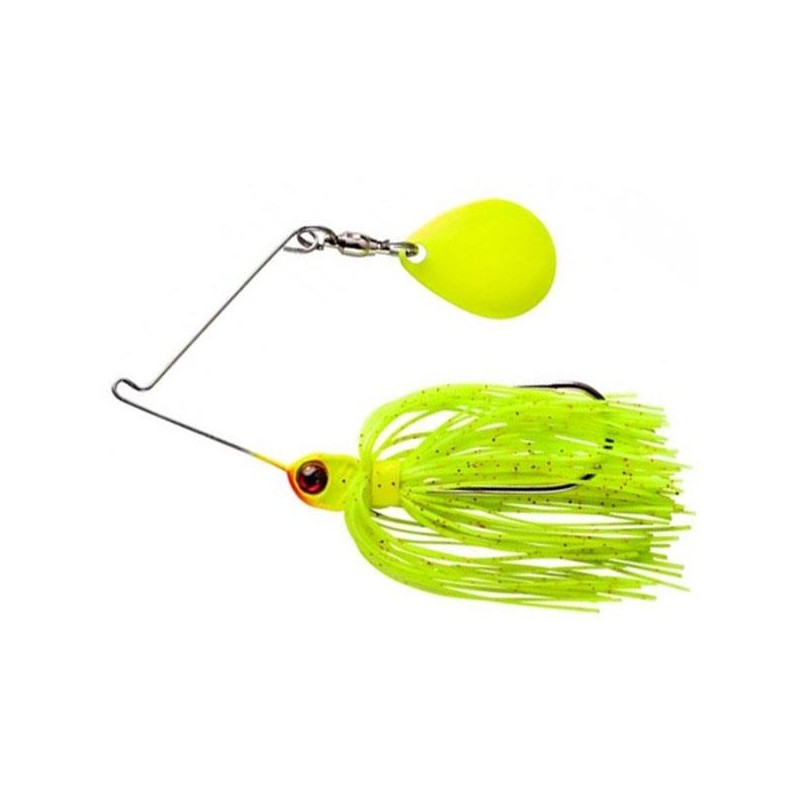 Lures Booyah MICRO POND MAGIC JAUNE FLUO