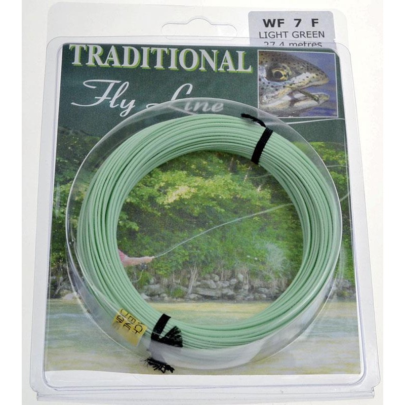 Fly Lines Pafex SOIE MOUCHE #7 FLOTTANTE