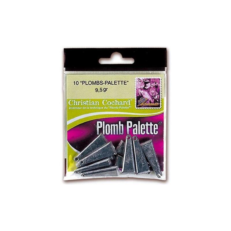 Tying Delalande CHRISTIAN COCHARD PLOMB PALETTE 7.5G