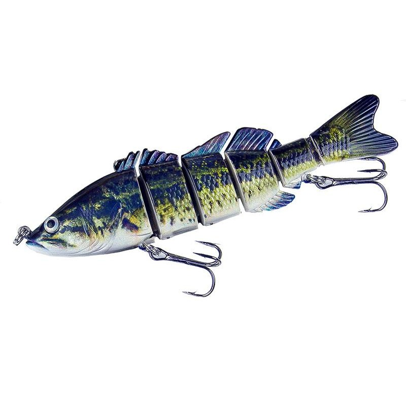 Lures Jinza BASS SWIMBAIT 15CM BABY BASS