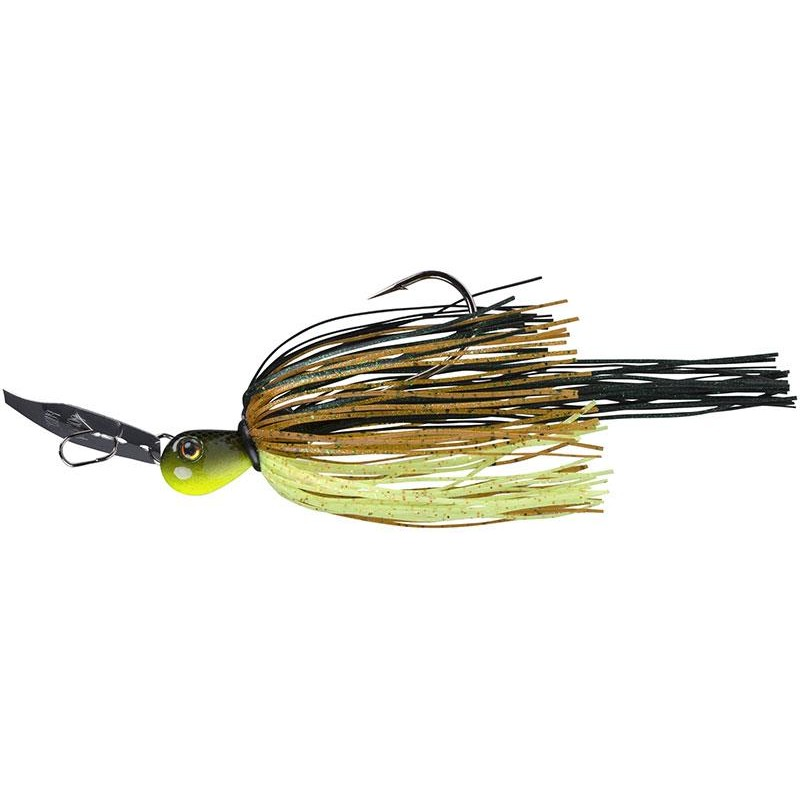 CHATTERBAIT STRIKE KING PURE POISON SWIM'N JIG - 10.5G - 8