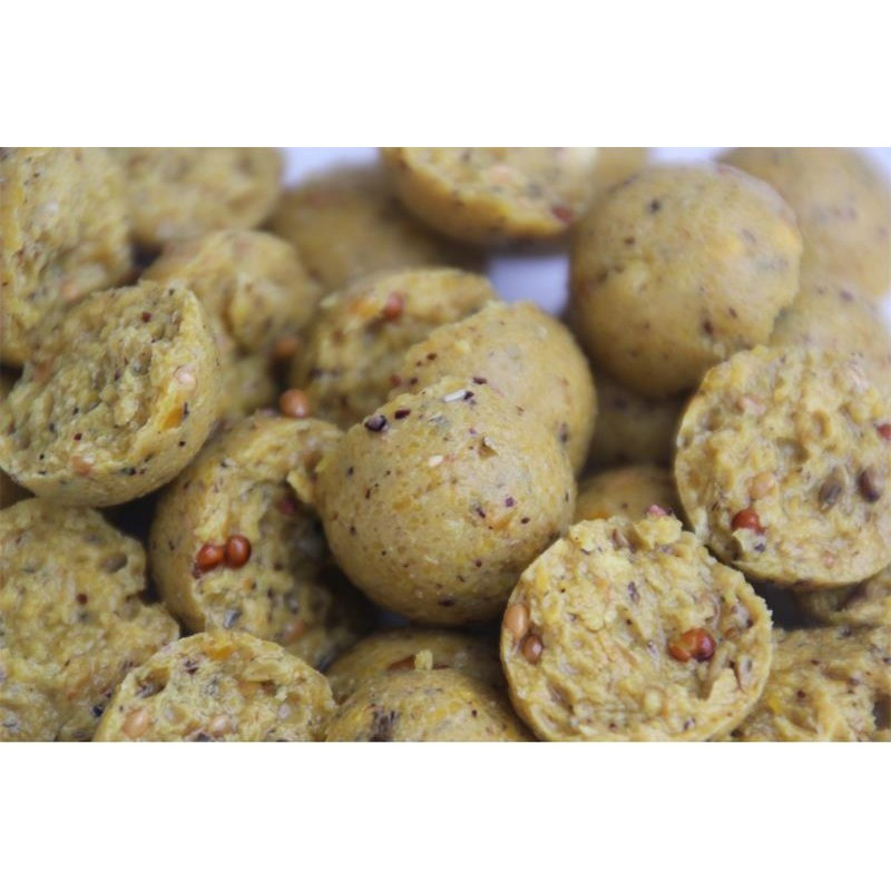 Baits & Additives Natural KRP 1 BOUILLETTE 800GR SCOPEX BANANA