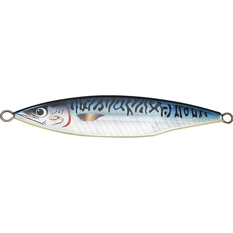 Lures Fish Tornado REAL MACKEREL JIG 80GR BLUE MACKEREL