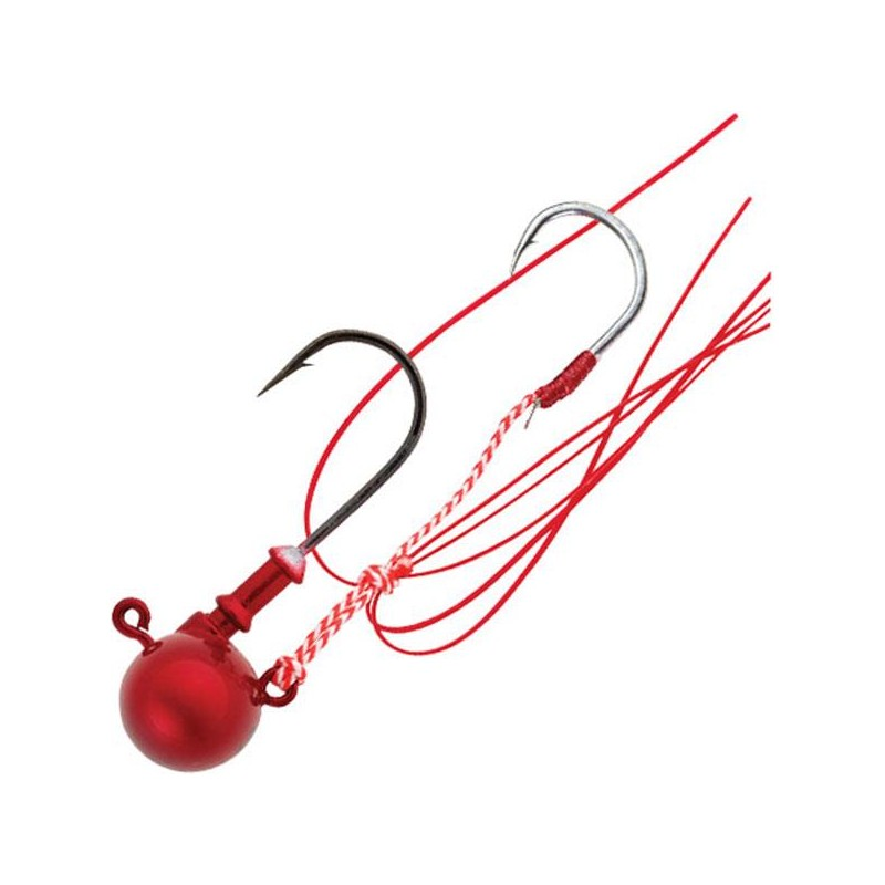 Tying Sakura BOTTOM UP TENY 80GR METAL RED