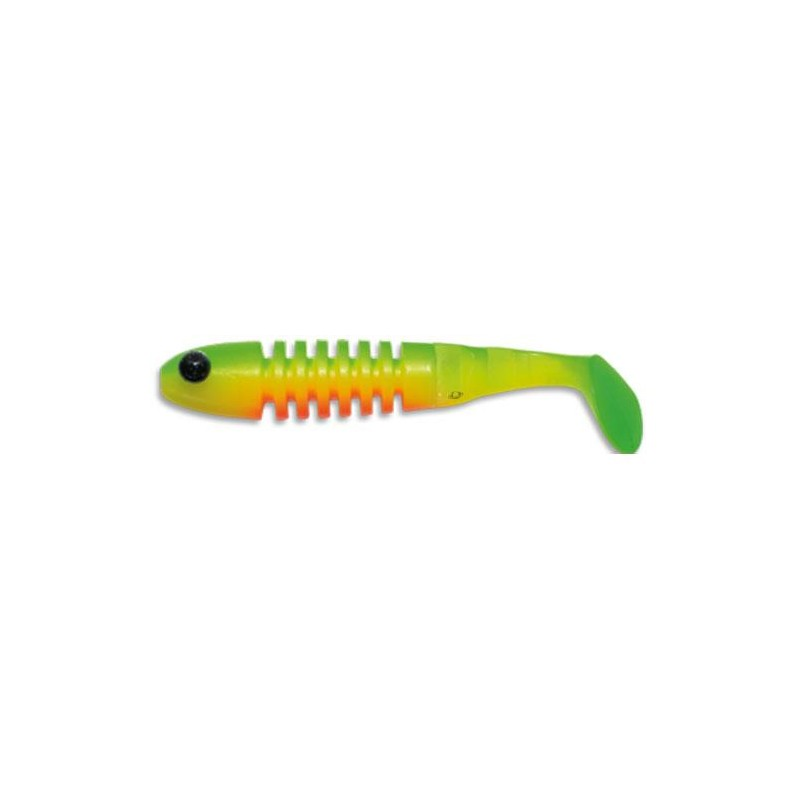 Lures Delalande SKELETON 8CM FIRE TIGER