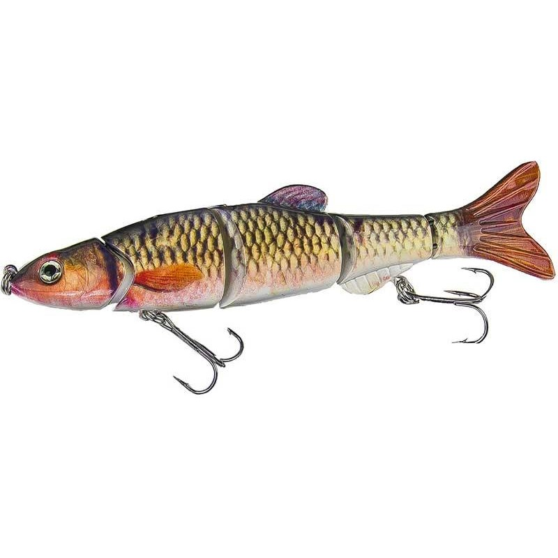 Lures Jinza DACE SWIMBAIT 15.5CM A059 - REAL BARBER