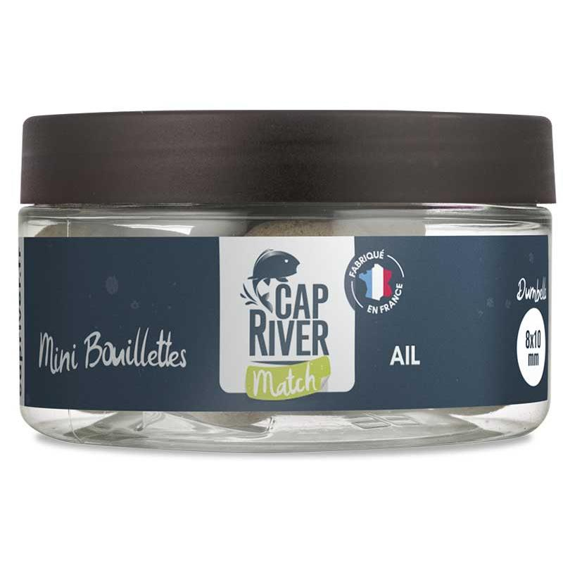 Baits & Additives Cap River MATCH DUMBELLS AIL