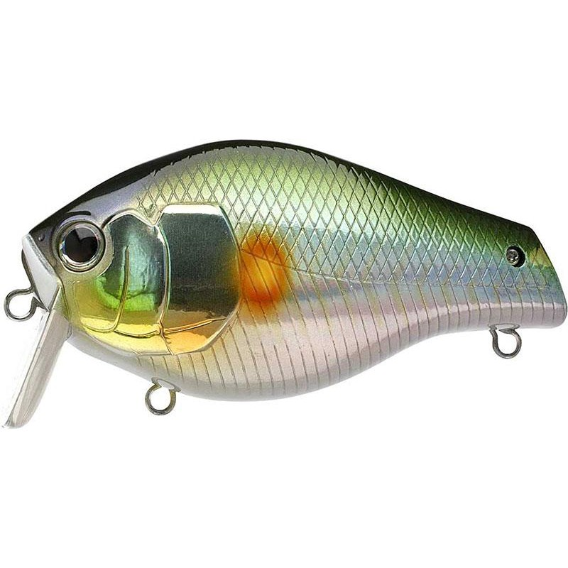 Lures Lucky Craft BIG SEARCH BULL 10CM ALUMIN AYU