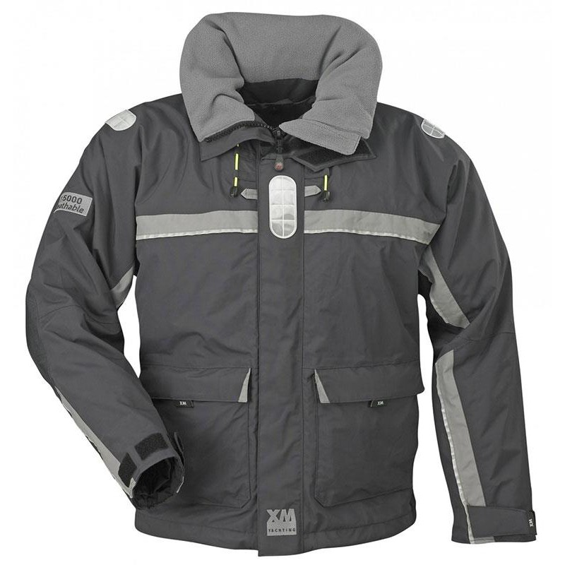Habillement XM OFFSHORE VESTE HOMME ANTHRACITE TAILLE XS