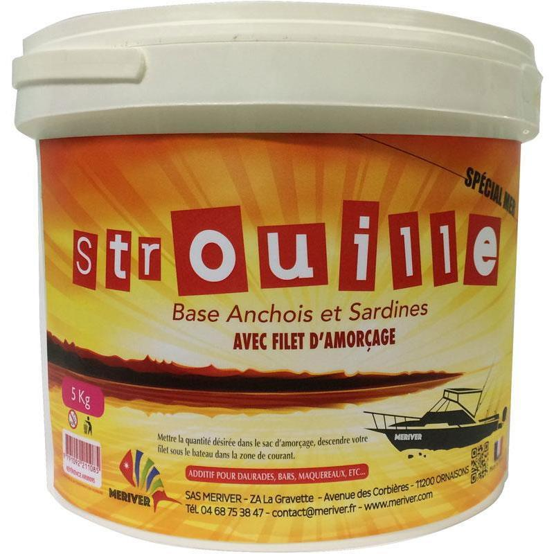 Baits & Additives Meriver STROUILLE 5KG AR00095