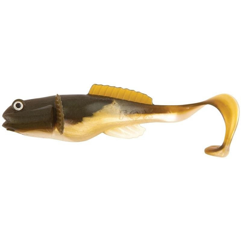 GRONDEL TWIST 10CM ARKANSAS SHINER