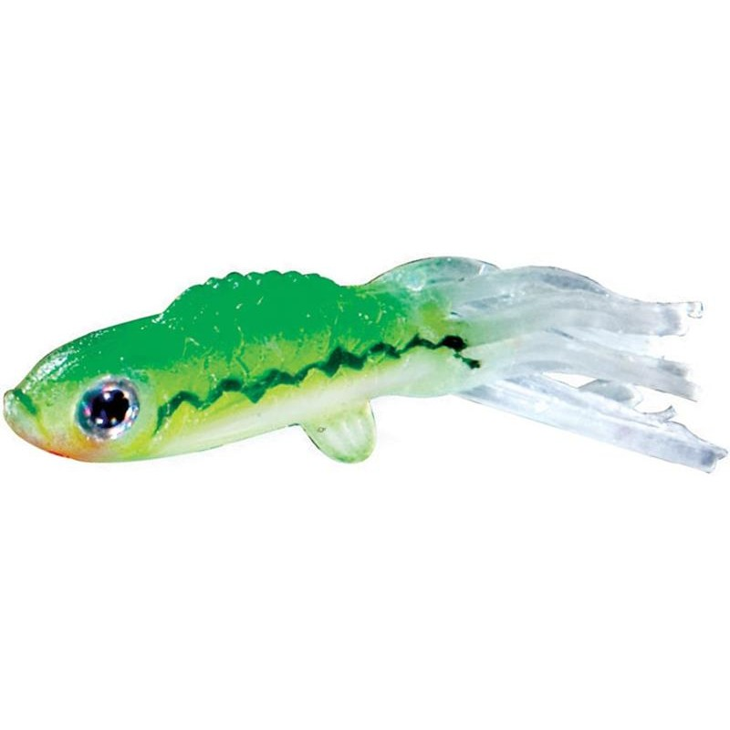 Lures Northland Tackle SLURPIES PANFISH TUBE BABY BASS