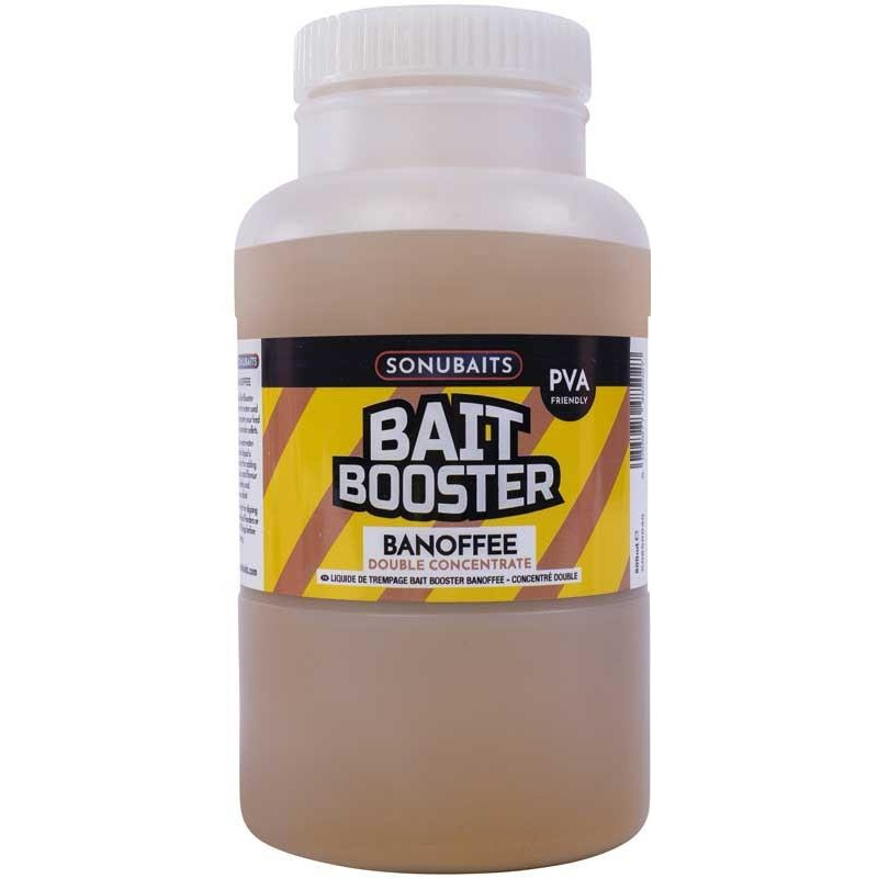 Baits & Additives Sonubaits BAIT BOOSTER BANOFFEE