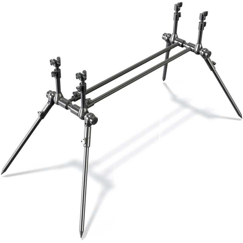 Accessories Carp Spirit INOX ROD POD BASE