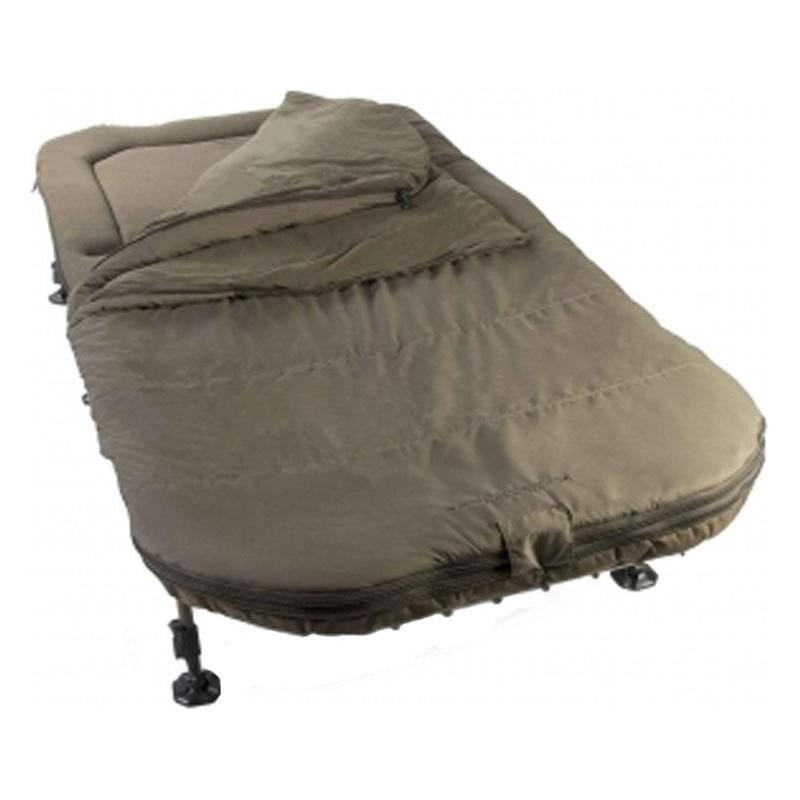 Bedchair Avid Carp Benchmark X Memory Foam