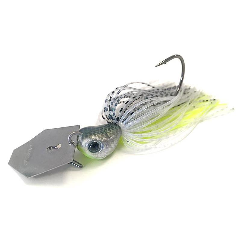 Lures Ever Green JACK HAMMER 10.5G BELLY CHARTREUSE