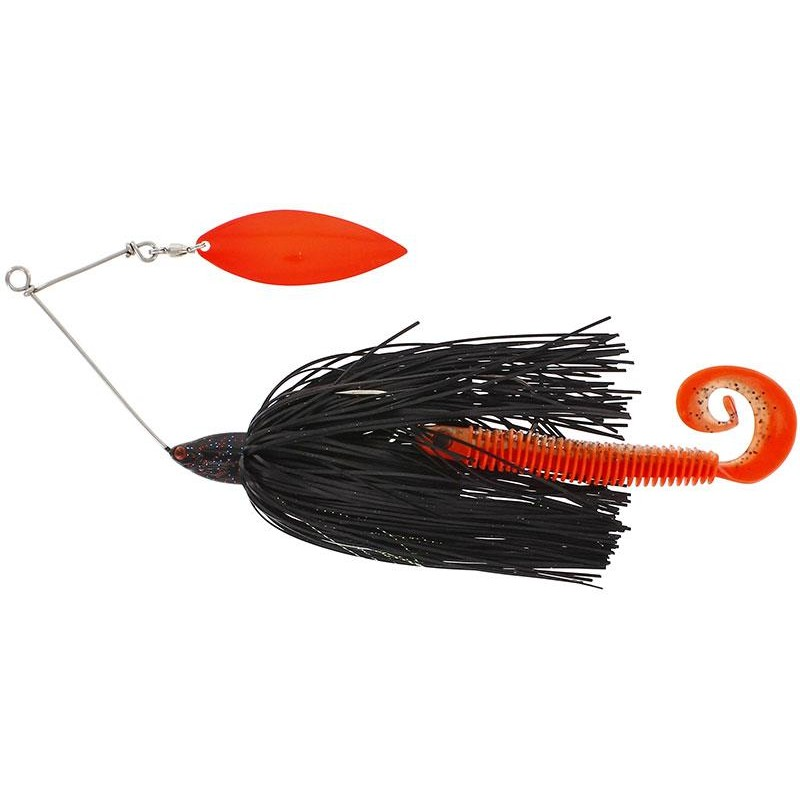 Lures Westin MONSTER VIBE 65G BLACK MAMBA