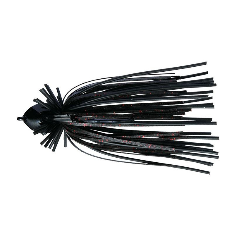 Lures Deps VIOLATOR 11G BLACK/RED FLAKE