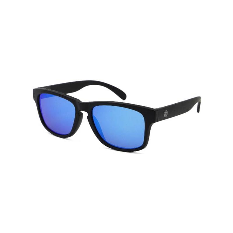 SCLERA GLASSES BLACK/SKY BLUE REVO