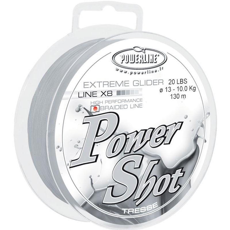 POWER SHOT 130M BLANC 20/100