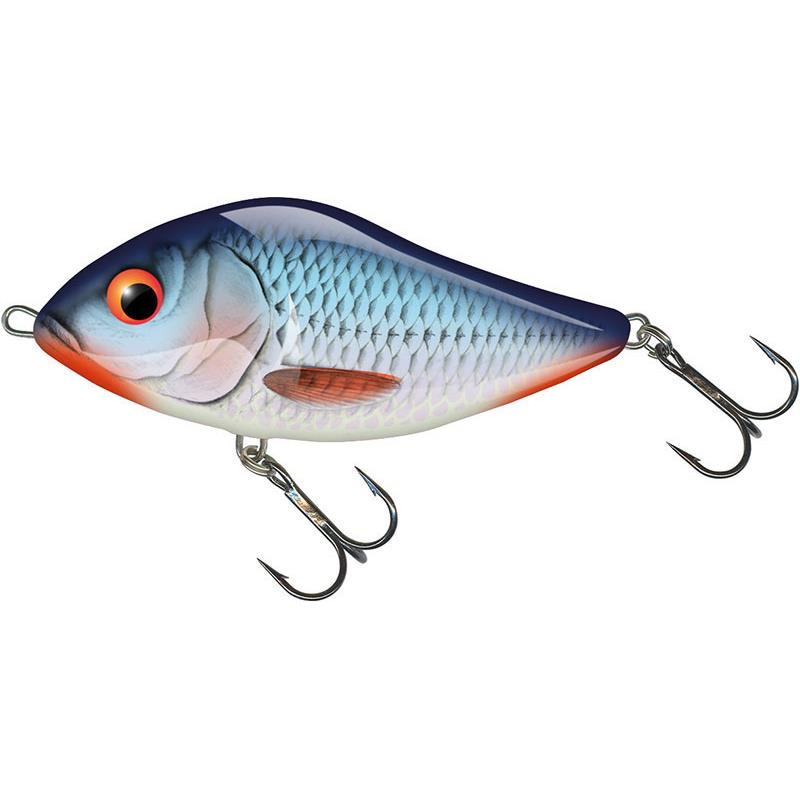 Lures Salmo SLIDER SINKING 7CM BLEEDING BLUE SHAD