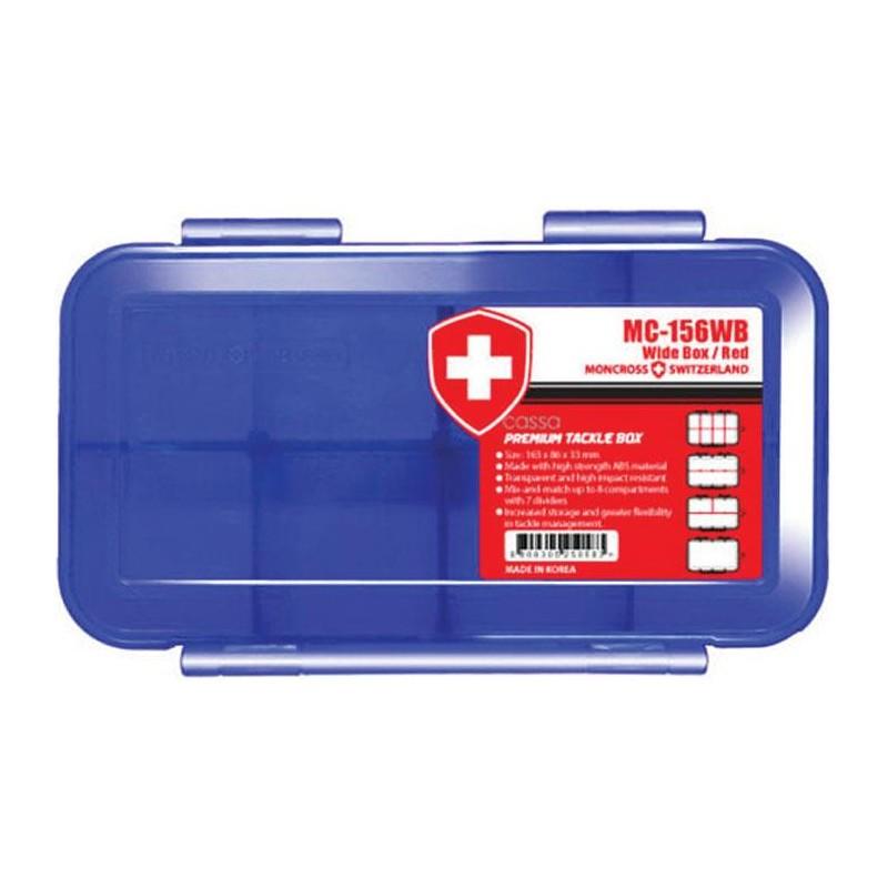 Accessories Moncross Switzerland 156WB BLEU