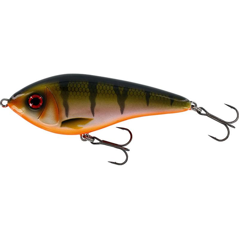SWIM GLIDEBAIT LEURRE SUSPENDING 15CM BLING PERCH