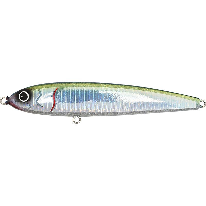 Leurres Fish Tornado TORNADO PENCIL 16CM BLUE BACK