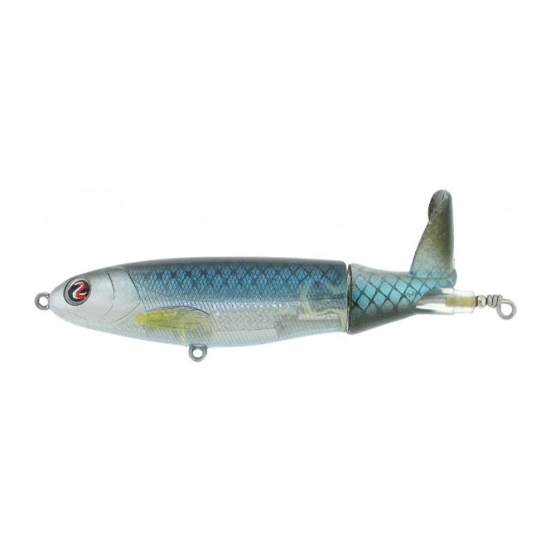 Lures River2Sea WHOPPER PLOPPER 13CM BLUE BLOOD