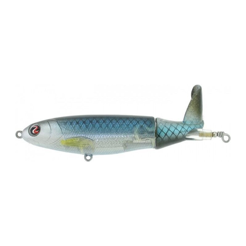 Lures River2Sea WHOPPER PLOPPER 11CM BLUE BLOOD
