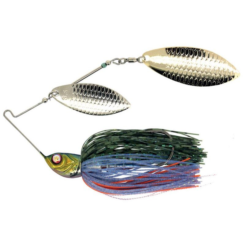 Lures Damiki TOT SPINNER BAIT 14G BLUE GILL FLASH