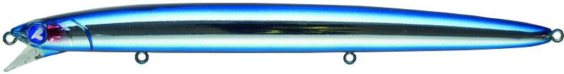 Lures Blue Blue BLOOOWIN 165F 16.5CM BLUE BLUE