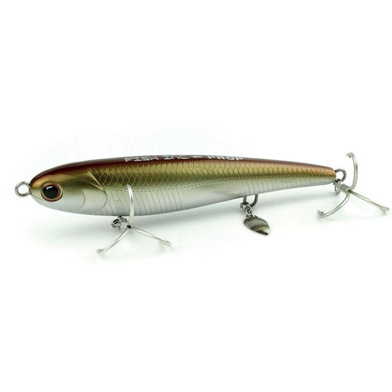 Lures FISH INC.LURES PROP SINKING 14CM BRONZE MULLET