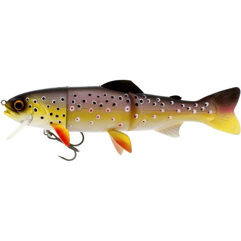 TOMMY THE TROUT 15CM BROOK TROUT