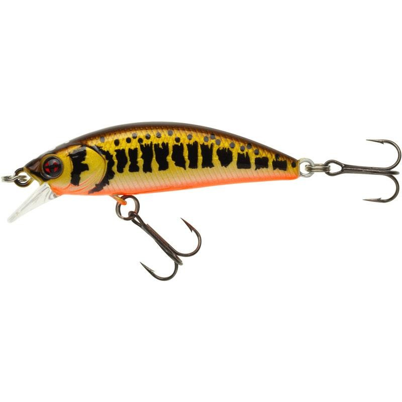 Lures Sakura PHOXY MINNOW HW 4CM BROWN VAIRON