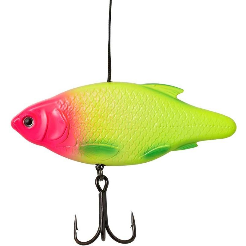 Lures Mad Cat INLINE RATTLER 13CM CANDY 110G