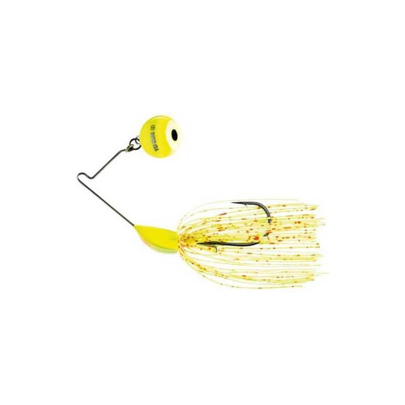 SPINNERBAIT YO-ZURI 3DB KNUCKLE BAIT - Chartreuse - 14g