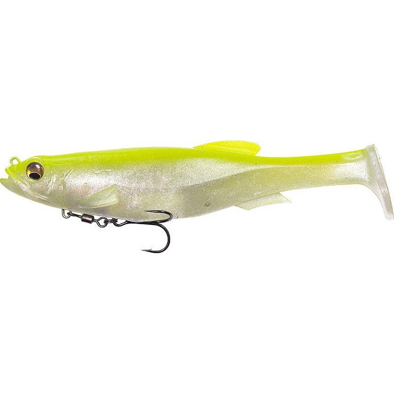 MAG DRAFT 15CM CHARTREUSE BACK