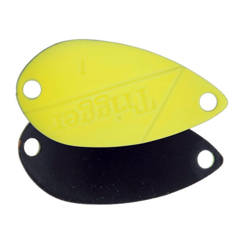 Lures Office Eucalyptus MICRO TRIGGER 1.2G CHARTREUSE BLACK