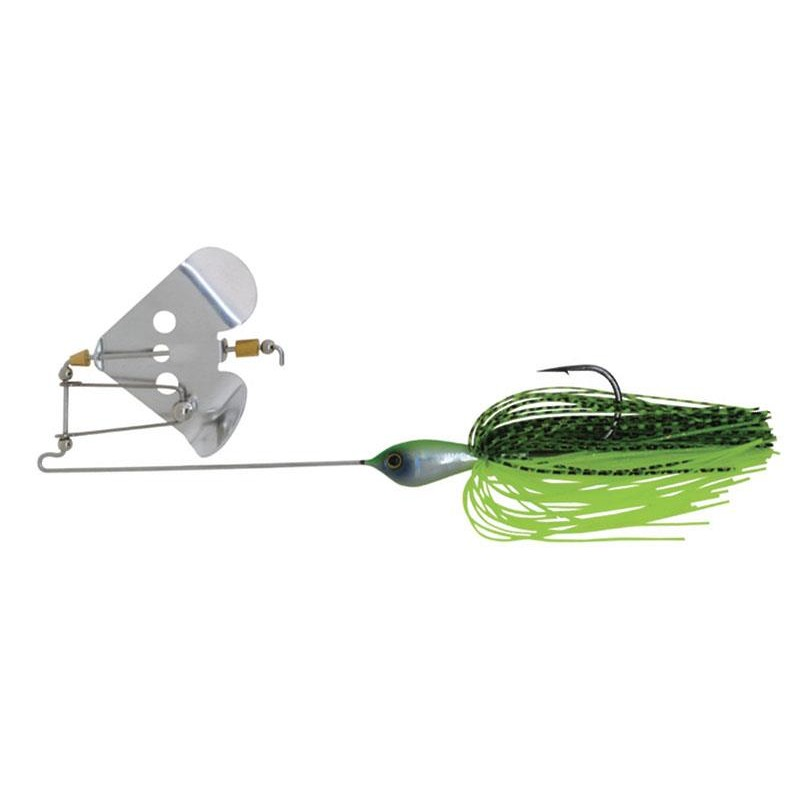 Lures Damiki SILVER BELL BUZZ BAIT 11G CHARTREUSE