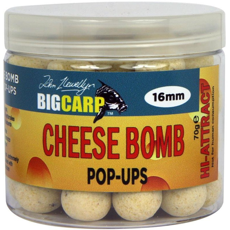 POP UPS CHEESE BOMB O 16MM
