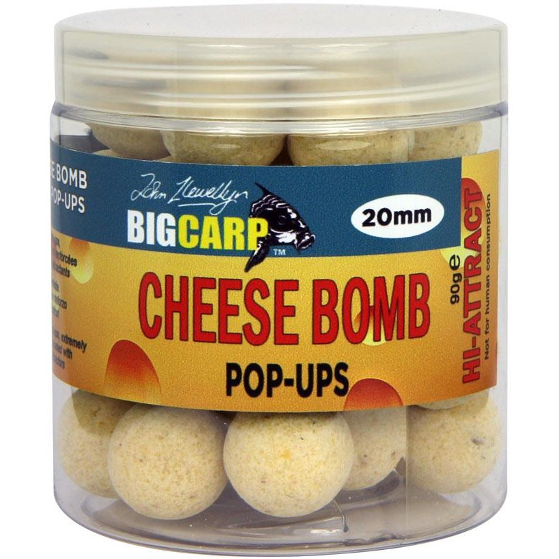 POP UPS CHEESE BOMB O 20MM