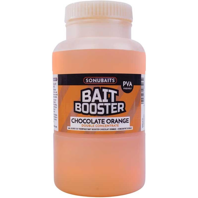 BOOSTER SONUBAITS BAIT BOOSTER - Chocolat Orange