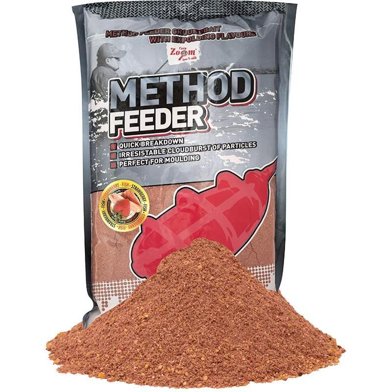 METHOD FEEDER GROUNDBAIT 1KG CHOCOLAT ORANGE