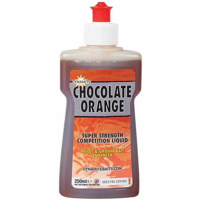 Baits & Additives Dynamite Baits XL CHOCOLAT ORANGE