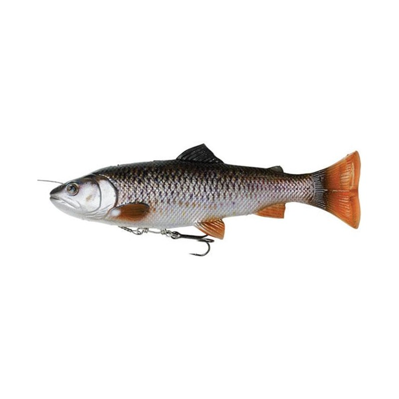 4D PULSETAIL TROUT 16CM CHUB