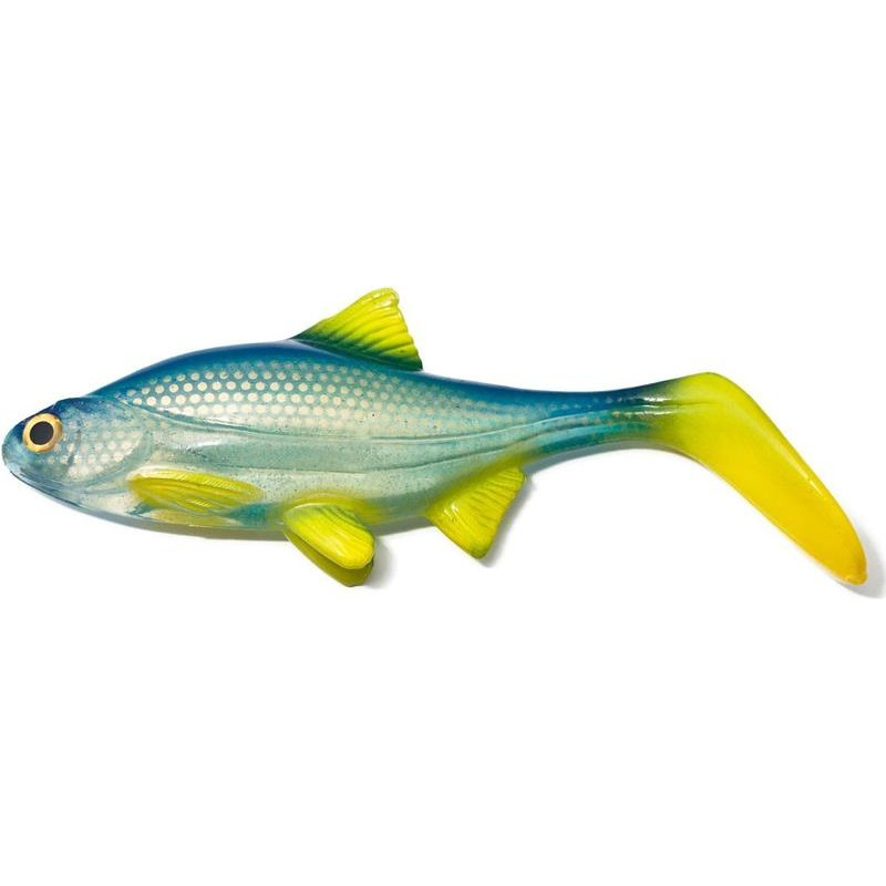 Leurres Kanalgratis EJ LURES HOOLIGAN ROACH 21CM CLEAR BLUE LEMONADE