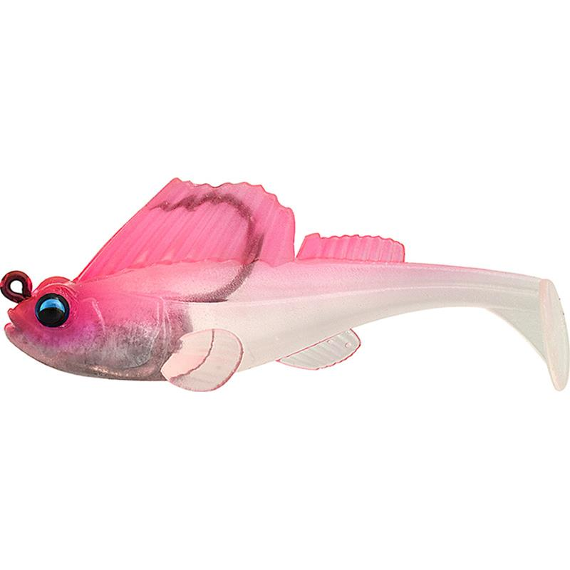 Lures Megabass DARK SLEEPER 3/8 7CM CLEAR PINK