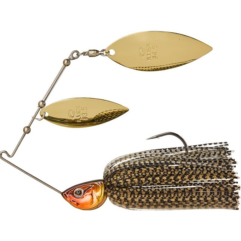 SPINNERBAIT ILLEX CRUSHER 1 1/4OZ